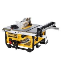 DeWalt DW745 15-Amp 10 in. Compact Job Site Table Saw