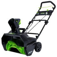 Hot Deal - Greenworks Pro 80-Volt 20-inch Cordless Electric Snow Blower