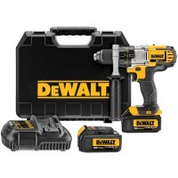 DeWALT 20V MAX Lithium Ion Premium 3-Speed Drill/Driver Kit (3.0 Ah) -  DCD980L2