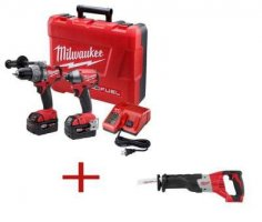 Milwaukee free m18 tool