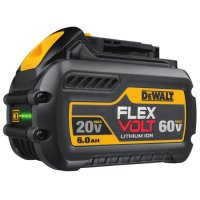 DeWalt FlexVolt Battery Brings 20V, 60V, & 120V To Cordless Tools