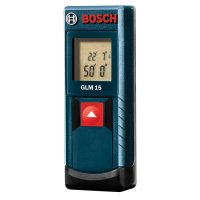 Bosch 50-ft Laser Distance Measurer $30 @ Lowes