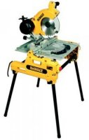 DeWalt Miter Saw Flips Into a Table Saw