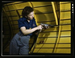 Rare Depression Era Color Photos Of Workers And Their Tools