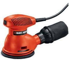 Black & Decker RO100 5-Inch Palm Grip Random Orbit Sander