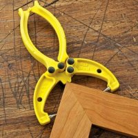 Trim Clip Miter Clip For Tight Miters