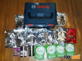 Bosch Click & Go 72-Hour Kit Build: Food Storage Using The L-BOXX 3
