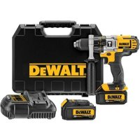 DeWALT 20V MAX Lithium Ion Premium 3-Speed Hammerdrill Kit (3.0 Ah) -  DCD985L2