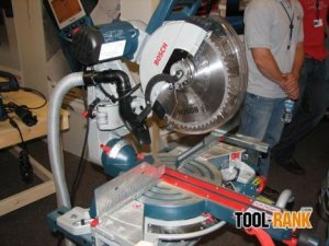 Bosch GCM12SD Axial Glide Miter Saw Video Review