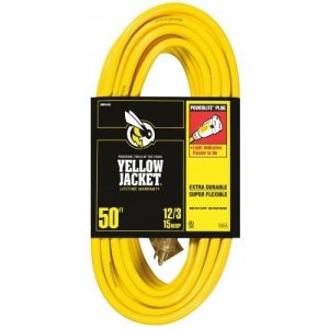 Yellow Jacket  50 ft. 12/3 extension cord - 2884