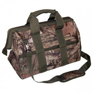 Bucket Boss 16 in CAMO Tool Bag