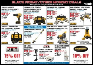 ACME Tools Black Friday 2017 Ad Scan