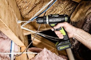 Rockwell RK2600K2 16V Drill Driver