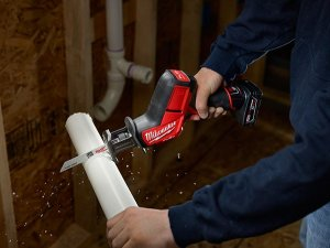 Milwaukee M12 Fuel Hackzall