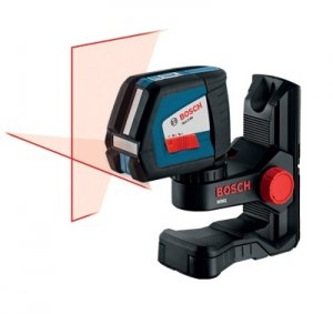 Bosch Self Leveling Cross-line Laser - GLL2-50