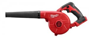 Milwaukee M18 Blower Delivers Portable Cleanup