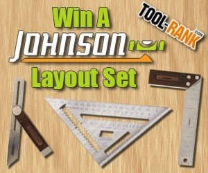 Johnson Level Layout Square Giveaway