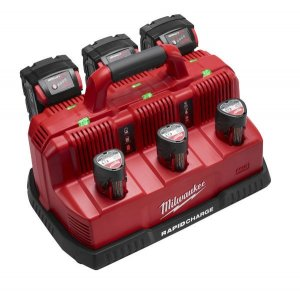 Milwaukee M18 & M12 Rapid Charge Station (48-59-1807)
