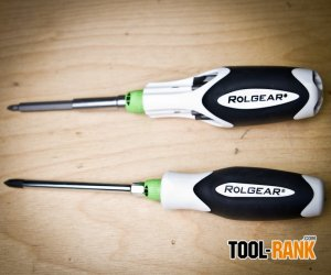 Rolgear Ratcheting Screwdriver Review
