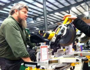 Amish Power Tool Trade Show - Photo Credit: Robert Smith / NPR