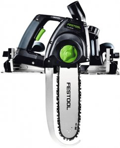 Festool Put A Chainsaw On A Track And Calls It A Sword