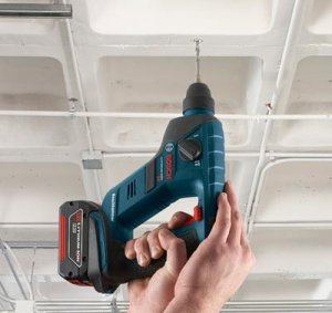 New Even More Compact 18V Rotary Hammer From Bosch