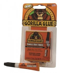 Gorilla Glue Now In Single Use Tubes
