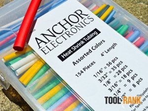 Anchor Electronics Heat Shrink Tubing Kit