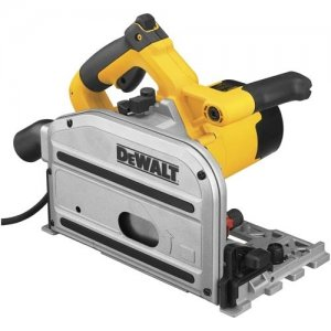 DeWalt  Heavy-Duty 6-1/2 (165mm) TrackSaw Kit - DWS520K