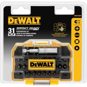 DeWALT 31-Piece Tough Case