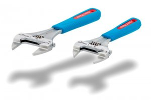 Channellock Slim Jaw Adjustable Wrench