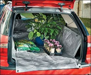Cargo Liner Protects Your SUV From Your Home Center Haul