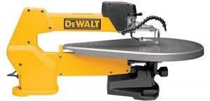 Hot Deal: DeWalt DW788 Variable-Speed Scroll Saw