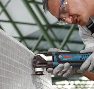 Bosch MX30E Tool-Less Multi-X Oscillating Tool Out Now