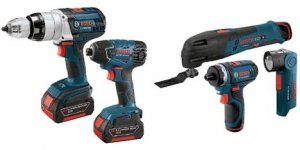 Bosch $50 Off Cordless Combo Christmas Deals