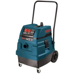 Bosch Shows Off Their Dust Collection Systems At World Of Concrete