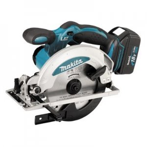 "Makita BSS610 18V 6-1/2"" LXT Lithium-ion Circular Saw"