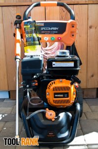 Generac SpeedWash 7122 3200 PSI Pressure Washer