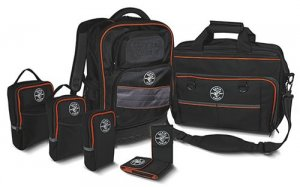 Klein Introduces New Storage Bags For Tech Devices