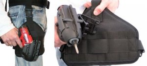 Tactical Holsters For 12V Drivers