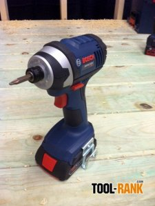 Bosch Launches New 18V Compact IDS181 Impact Driver