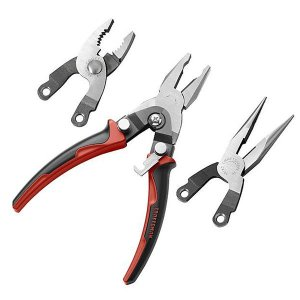 CRAFTSMAN 3-IN-1 MULTI HEAD COMPOUND JOINT PLIERS $5.97 @ SEARS