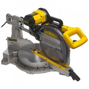 "DeWalt DW708 12"" Dual Slide Compound Miter Saw"