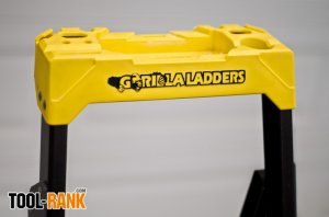Gorilla Ladders GLF-5X Hybrid Ladder Review
