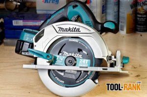 "Review: Makita XSH01 18V X2 LXT Lithium-Ion (36V) Cordless 7-1/4"" Circular Saw"
