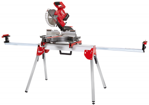 New Lightweight Miter Stand From Milwaukee