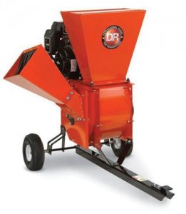 "New DR Power Chipper/Shredders Designed for ""Serious"" Yard Clean-Up"