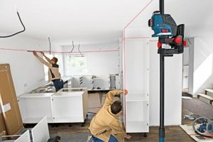 Bosch Does Duel Plane Line Laser In 360