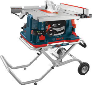 Bosch Can't Import Reaxx Table Saw, Retailers Can Sell Remaining Stock