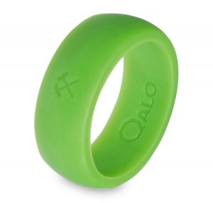 Qalo silicone wedding ring